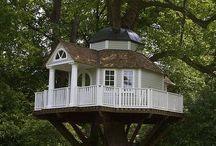Ideas for addi s playhouse / by Tracey Mayhall