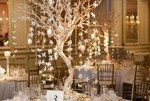 Table settings / How to decorate an elegant dinner table