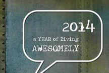2014 Vision Board / 2014 resolution / by Fadhli Sadar