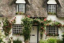 Cottages et belles demeures