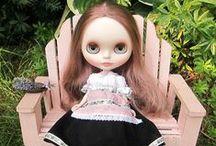 Blythe, Pullip & Other Dolls