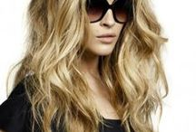 Long hair look book. / by Katy Drake Musgrave