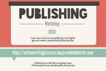 publishing / Notes on publishing