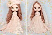 My Favorite Blythe Dolls