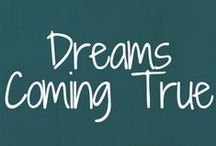 Dreams Coming True / from Suzanne Woods Fisher's blog...