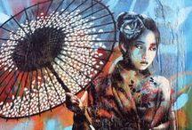 Cool Graffiti / by Eunissa Ramirez