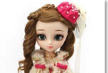 Christmas & Winter Blythe & Pullip Dolls