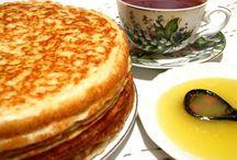Recipes l Блины непшеничные