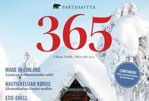 365-lehti / 365-lehti - Outdoor-lehti - Outdoor magazine - Partioaitta