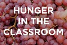 Hunger in the Classroom