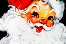 Vintage Cards - Christmas (and Christmas Images) / by Robbin Day