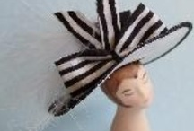 Dollhouse hats and ladies accessories / by Robbin Day
