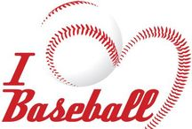Baseball Love / One of my passions...America's Favorite Pastime / by Jessica Vigliotta