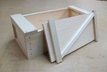 Woodworking / by Ian Wheeler