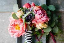 the bouquet & boutonniere