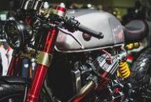 Motorbikes by Sacha Lakic Design