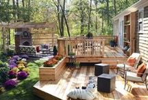 Gardening and patios