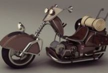 Motorcycles / Another interest of mine / by Os N Rac