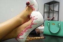 Purses & Shoes <3