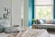 Chambre à coucher / Ambiances de douceur et volupté pour votre chambre à coucher