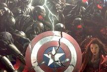 Marvel / Súper héroes ⚡️♐️