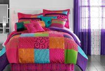 Tween Bedding for girl's