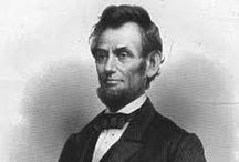 Abraham Lincoln Quotes / Abraham Lincoln was the 16th president of the United States. He preserved the Union during the U.S. Civil War and brought about the emancipation of slaves.Abraham Lincoln is regarded as one of America's greatest heroes due to both his incredible impact on the nation and his unique appeal. His is a remarkable story of the rise from humble beginnings to achieve the highest office in the land.