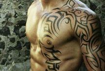 Tattoos / О художественной татуировке