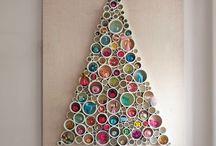Kerst / Bak, knutsel, versier inspiratie