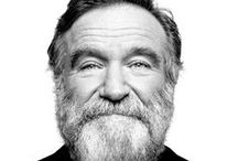 """Robin Williams Great Quotes / Robin Williams- the much-loved Hollywood comedian and actor. An animated and prolific performer, Williams was known for colorful and thoughtful personality. The 63-year old Oscar-winning star had a memorable career in television and film, including in the hit comedy """"Good morning"""" and """"one liners"""".  Keep Williams spirit alive through some of his most memorable quotes that capture his power voice both on screen and off........"""
