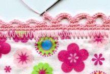 Crochet et tricot - points et trucs