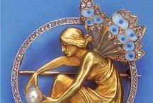 Art Nouveau - Modernismo / by carmen karmelia