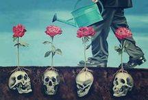 Art - Bones / by SiLverSide Art