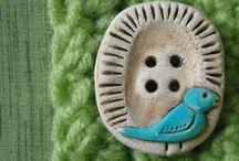 Knopen ( buttons ) lintjes en strikken / Allerlei knoopjes