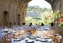 event locales / event venues, locations and ideas