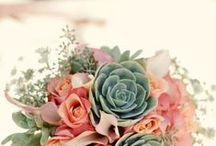 tablescapes / table arrangements, flower arrangements, succulents and more!