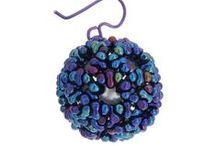 Farfalle™ / pillangó gyöngy (minták, ötletek) / Ne félj kipróbálni ez a fajta gyöngyöt, igazi külölegességeket is készíthetsz ezzel