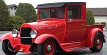 Ford Pick-up 1905...1934
