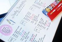Study tips / Estudiar es mucho más facil