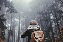 Outside / Forests, hiking, camping, adventure