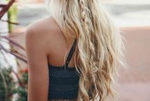 Waves and Styles / Hair inspiration and hair tutorials.