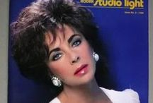 Elizabeth Taylor: Magazine Covers/ Movie Posters and Ads