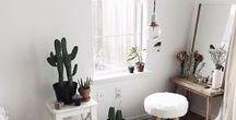 Room ideas / Minimal and simple