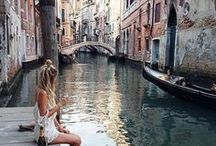 Wanderlust / Travel inspiration.