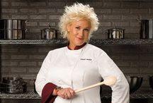 Favorite Chefs / by Elizabeth