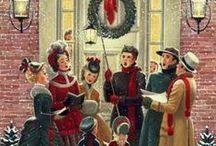 Old time Christmas / Christmas cards