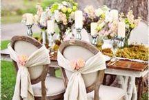 Wedding Ideas / Beautiful wedding decor
