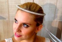 Elegant Greek Stefana by Clarity / Elegant Greek stefana (wedding crowns) created from top quality material.