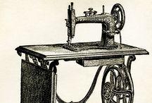 Sewing... / by Carmen Negrete