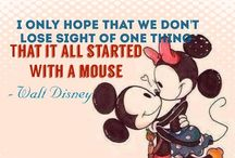 Disney / You're never too old for Disney.
